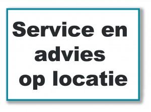 service en advies