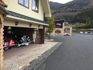 Momotaro Koi Vijvercentrum Scheper klassieke autos