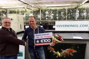 Facebook winnaar Vijvercentrum De Scheper