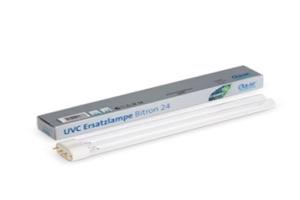 UV lamp vijver vervangen en een heldere vijver
